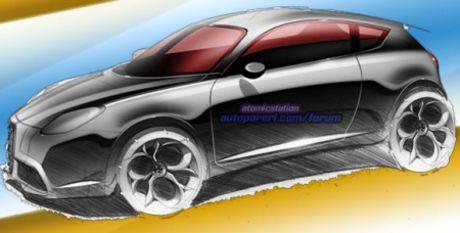 Alfa Junior 2